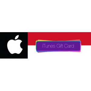 Itunes Gift Card  150.000 (INDONESIA)