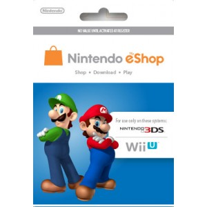Nintendo E-Shop $10 (US)