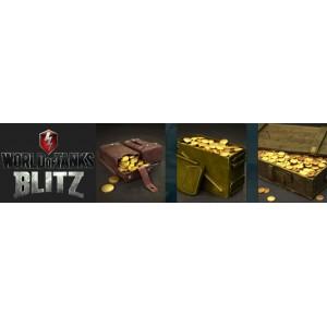 World of Tanks Blitz 1400