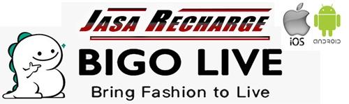 Jasa Top up BIGO LIVE (Jasa Recharge BIGO DIAMOND)