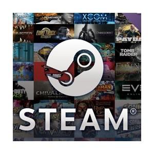 Steam Wallet $30