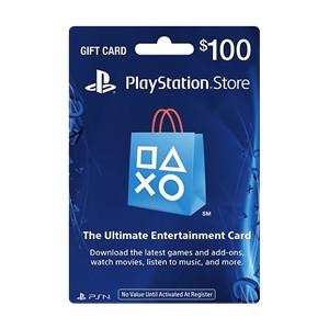 Playstation Network PSN (US) $100